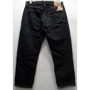 WAREHOUSE(ウエアハウス) [2ND-HAND Lot.1100/Real Vintage Dark Black Used Wash-Tight Fitting]|threeeight