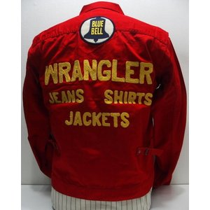 Wrangler(ラングラー)Archive Real Vintage [Champion Jacket/12MJ-Red]〜限定生産モデル!〜|threeeight