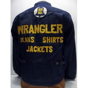 Wrangler(ラングラー)Archives Real Vintage [50s 111MJ Champion Jacket]〜限定生産モデル!〜|threeeight