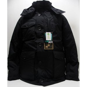 ZANTER(ザンター)[DOWN PARKA WP/Lot.6705-Black]|threeeight