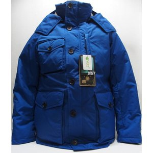ZANTER(ザンター)[DOWN PARKA WP/Lot.6705-Blue]|threeeight