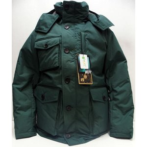 ZANTER(ザンター)[DOWN PARKA WP/Lot.6705-Green]|threeeight