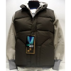 ZANTER(ザンター)[DOWN VEST/Lot.6712]|threeeight