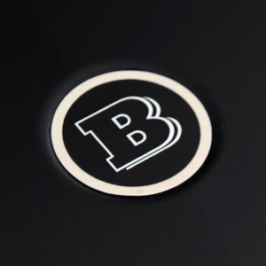 BRABUS ブラバス BENZ ベンツ用エンブレム オーナメント フロント/リア