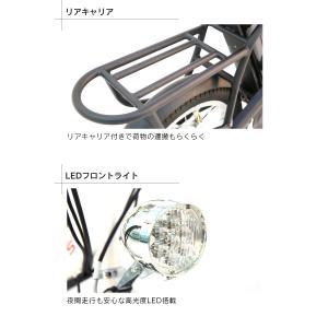 フル電動自転車 E-RUNs2 モペットタイプ 16インチ 折りたたみ自転車 ディスクブレーキ フル電動 アシスト走行/ペダル走行/フル電動走行 E-runs2 threestone 11