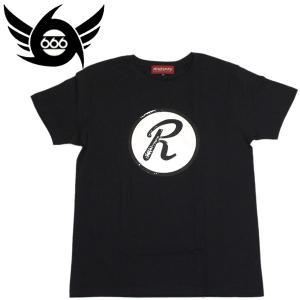 666 MY WAY MAN T-Shirt (マイウェイマンTシャツ) Rマーク ブラック MYT007 threewoodjapan