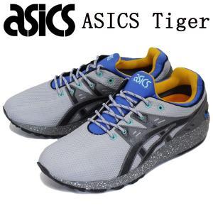 sale セール ASICS Tiger (アシックスタイガー) TQ6P0N-1390 GEL-KAYANO TRAINER EVO G-TX (ゲルカヤノトレーナーエボ) ライトグレー/ブラック AT085|threewoodjapan
