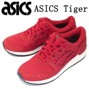 sale セール ASICS Tiger (アシックスタイガー) TQN6A3-2525 GEL-LYTE 3 (ゲルライトスリー) スニーカー レッド/レッド AT072|threewoodjapan