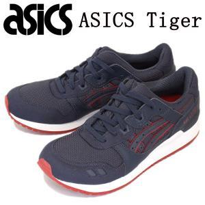 sale セール ASICS Tiger (アシックスタイガー) TQN6A3-5050 GEL-LYTE 3 (ゲルライトスリー) スニーカー インディアンインク/インディアンインク AT073|threewoodjapan
