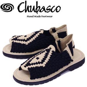Chubasco (チュバスコ) AZCO014J AZTEC SANDAL (アズテックサンダル) ブラック/サンド|threewoodjapan