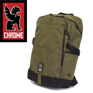CHROME (クローム クロム) BG187 ROSTOV (ロストフ) デイパック RANGER/BLACK CH113|threewoodjapan