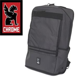 CHROME (クローム クロム) BG212 HONDO WELTERWEIGHT (ホンドー デイパック) CHARCOAL/BLACK CH099|threewoodjapan
