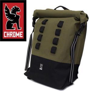 CHROME (クローム クロム) BG218 URBAN EX ROLLTOP28V2 (アーバン ロールトップ) バックパック RANGER/BLACK CH110|threewoodjapan