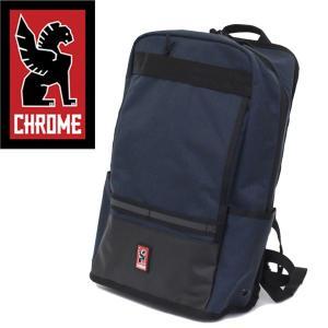 CHROME (クローム クロム) BG219 HONDO (ホンドー デイパック) INDIGO/BLACK CH097|threewoodjapan