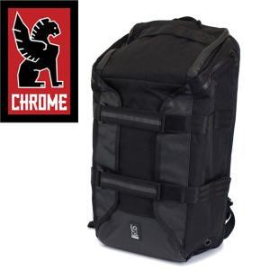 CHROME (クローム クロム) BG232 BRIGADE (ブリゲード) バックパック ALL BLACK CH119|threewoodjapan