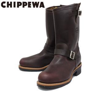 CHIPPEWA (チペワ) 1901M04 11inch ORIGINAL STEEL TOE ENGINEER BOOTS 11インチ スチールトゥ エンジニアブーツ CORDOVAN 保証書付|threewoodjapan