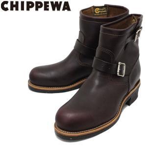CHIPPEWA (チペワ) 1901M11 7inch ORIGINAL STEEL TOE ENGINEER BOOTS 7インチ スチールトゥ エンジニアブーツ CORDOVAN 保証書付|threewoodjapan