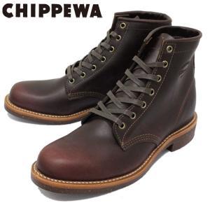 CHIPPEWA (チペワ) 1901M25 6inch UTILITY BOOTS 6インチ プレーントゥ ユーティリティブーツ CORDONAN 保証書付|threewoodjapan