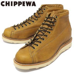 CHIPPEWA (チペワ) 1901M35 5inch BRIDGEMEN 5インチ ブリッジマン レーストゥトゥブーツ COPPER CAPRICE 保証書付|threewoodjapan
