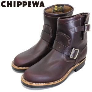 CHIPPEWA (チペワ) 1901W13 Women's 7inch Original Engineer(7インチオリジナルプレーントゥ・エンジニアーブーツ) レディース Cordvan 保証書付|threewoodjapan
