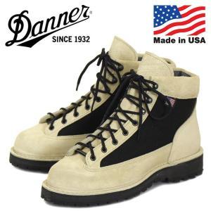 DANNER (ダナー) 30472 DANNER LIGHT (ダナーライト) ブーツ IVORY|threewoodjapan