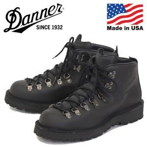 DANNER (ダナー) 31530 MOUNTAIN LIGHT (マウンテンライト) アウトドアブーツ アメリカ製 BLACK|threewoodjapan
