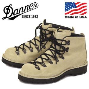 DANNER (ダナー) 31532 MOUNTAIN LIGHT (マウンテンライト) ブーツ IVORY|threewoodjapan