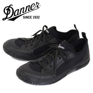 DANNER (ダナー) D219104 WRAPTOP3 (ラップトップ) レインシューズ BLACK|threewoodjapan