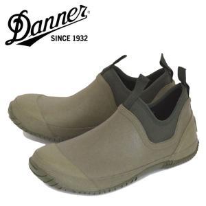 DANNER (ダナー) D219108 WRAPTOP YOMA (ラップトップ ヨーマ) レインシューズ OLIVE|threewoodjapan