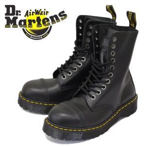 Dr.Martens (ドクターマーチン) 8761 BXB 10EYE BOOT (ビーエックスビー ブーツ) Black|threewoodjapan