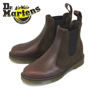 Dr.Martens (ドクターマーチン) 2976 CHELSEA BOOT (チェルシーブーツ) Charro / Dark Brown|threewoodjapan