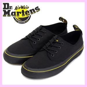Dr.Martens (ドクターマーチン) WMS JACY (ジェイシー) 10 oz キャンバス 4H レディースシューズ Black|threewoodjapan