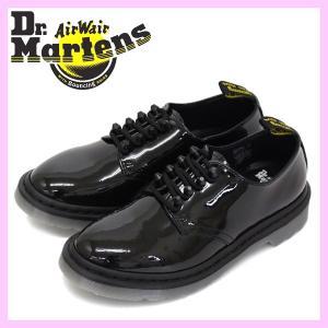 Dr.Martens (ドクターマーチン) WMS SMITHS STUD スミス スタッズ 4ホール レディースシューズ Black|threewoodjapan