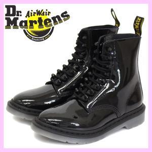 Dr.Martens (ドクターマーチン) WMS PASCAL STUD パスカル スタッズ 8ホール レディースブーツ Black|threewoodjapan