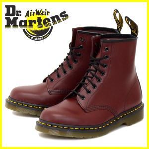 Dr.Martens ドクターマーチン 1460 8EYE BOOTS 8ホールブーツ CHERRY RED チェリーレッド|threewoodjapan