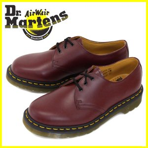 Dr.Martens ドクターマーチン 1461 3EYE GIBSON 3ホール ギブソン CHERRY RED チェリーレッド|threewoodjapan