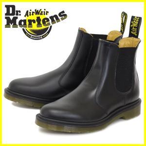 Dr.Martens ドクターマーチン 2976 CHELSEA BOOTS チェルシーブーツ サイドゴア BLACK ブラック|threewoodjapan