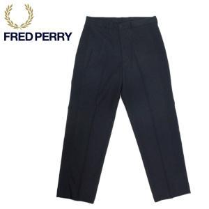 FRED PERRY (フレッドペリー) F4513 SIDE STRIPE TROUSERS サイ...