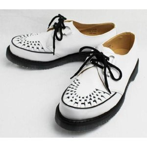 George Cox(ジョージコックス) 3588 AIR SOLE エアーソール 12030 D-RING GIBSON ギブソン WHITE LEATHER ホワイトレザー|threewoodjapan
