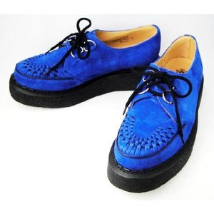 George Cox(ジョージコックス) ラバーソール 3588 VI-sole D-RING GIBSON ギブソン ROYAL SUEDE ロイヤルスエード|threewoodjapan