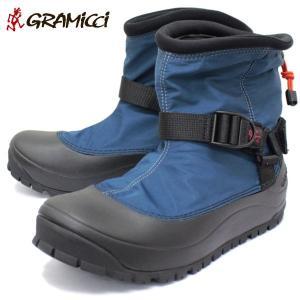 GRAMICCI(グラミチ) GR00015032 URSUS HI(ウルサスハイ) ウィンターブーツ ハイカット BLUE GR051|threewoodjapan