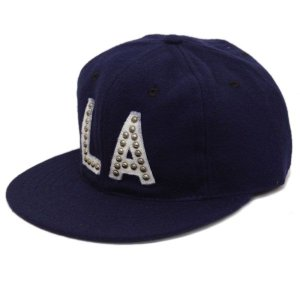 sale セール HTCxEbbetsFieldFlannels WOOL B.B. CAP(ベースボールキャップ) LA|threewoodjapan