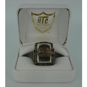 sale セール HTC(Hollywood Trading Company) #MR-CBS Mexican Ring(メキシカンリング)CROWN(クラウン) ブロンズスクエアーボディー threewoodjapan