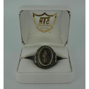 HTC(Hollywood Trading Company) #MR-MBO Mexican Ring(メキシカンリング)MARIA(マリア) Bronze Oval Body(ブロンズオーバルボディー) threewoodjapan