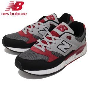 sale セール new balance (ニューバランス) M530 PSB GRAY/RED (...