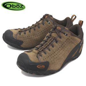 Oboz (オボズ) 40501 CTNT MEN'S TEEWINOT (メンズ ティーウィノット) トレッキングシューズ Chestnut (チェスナット) OB010|threewoodjapan