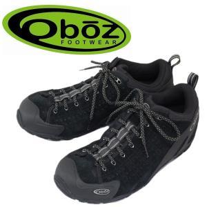 Oboz (オボズ) MEN'S TEEWINOT (メンズ ティーウィノット) トレッキングシューズ Mono Black OB011|threewoodjapan
