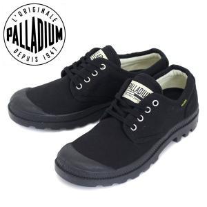 PALLADIUM (パラディウム) 75331-060 Pampa Ox パンパオックス オリジナーレ スニーカー Black/black PD105 threewoodjapan