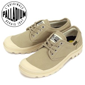 PALLADIUM (パラディウム) 75331-238 Pampa Ox パンパオックス オリジナーレ スニーカー Sahara/Ecru PD104 threewoodjapan
