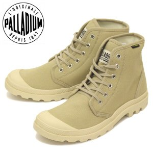 PALLADIUM (パラディウム) 75349-238 Pampa Hi パンパハイ オリジナーレ スニーカー Sahara/Ecru PD101 threewoodjapan
